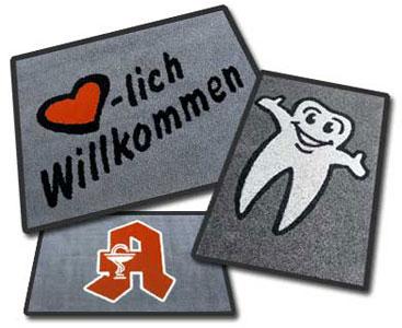 Logofußmatten